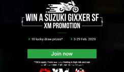 XM promotion