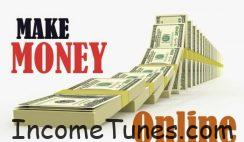 অনলাইনে আয় make money online
