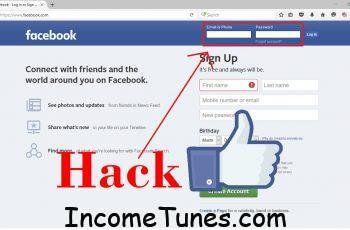 Facebook Hacking Way.
