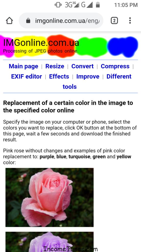 খুব সহজে যেকোনো Photo colour পরিবর্তন করুন