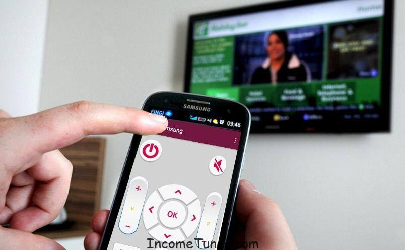 স্মার্টফোনকে টিভির রিমোট (Smartphone TV Remote) বানিয়ে ফেলুন খুব সহজে।