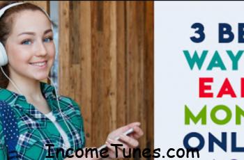 3 way to earn money online