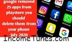 যে 25 App ফেসবুকের তথ্য চুরি করছে