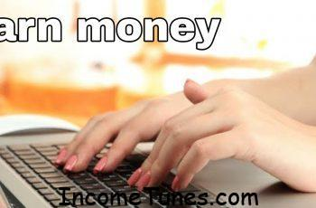 Online typing job without investment